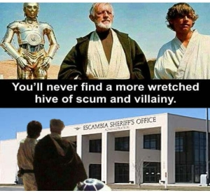 hive of scum & villany