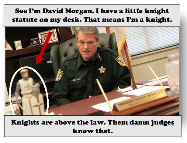 I am a knight