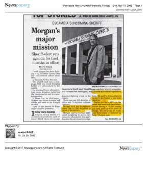 morgan elect