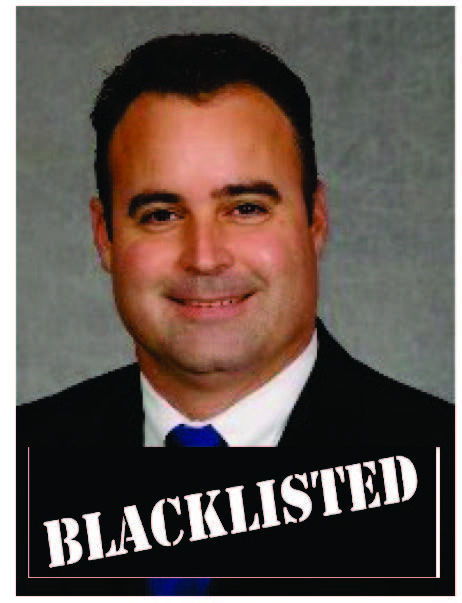 blacklisted doug
