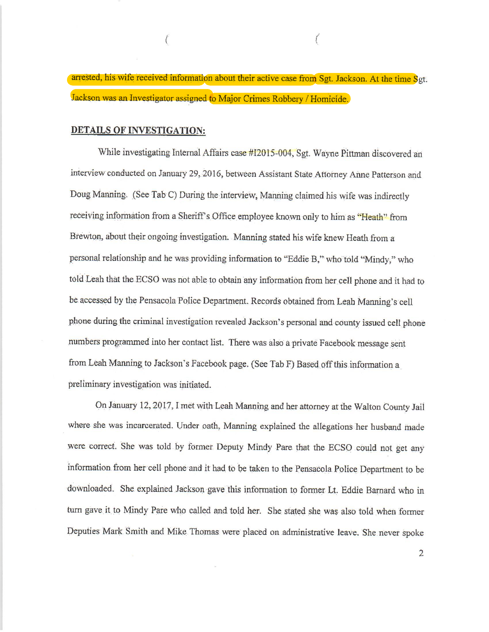 Pages from Chief Deputy Eric Haines - 30(b)(6) Deposition Exhibit Number 8 (1)_Page_5