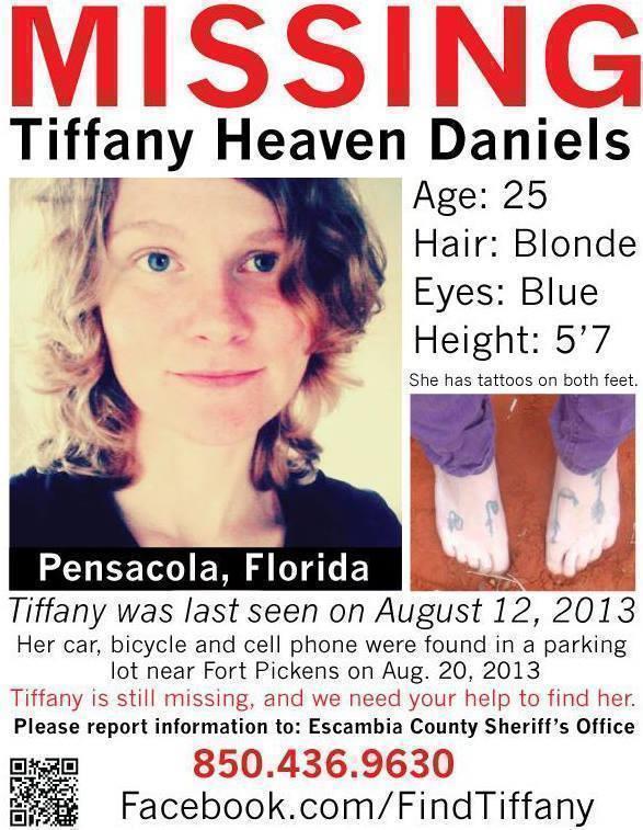tiffany daniels poster